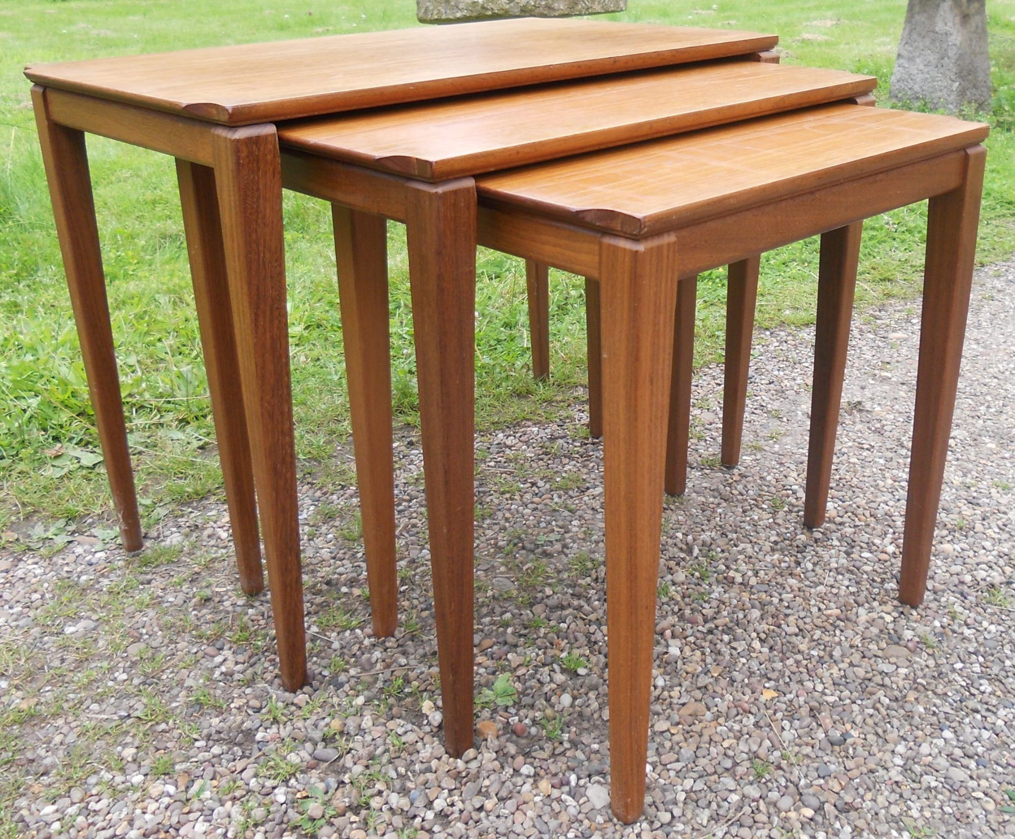 100 Retro Coffee Tables Uk Trend Sofa Side Table Uk  : retro 1960 s teak nest of three coffee tables 2 4795 p from 45.32.79.15 size 2048 x 1693 jpeg 652kB